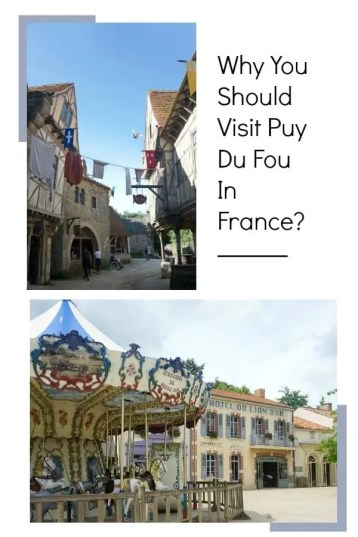 Whats great about Puy Du Fou and its incredible shows and what is Frances best hidden secret all about, how does a theme park without rides work?