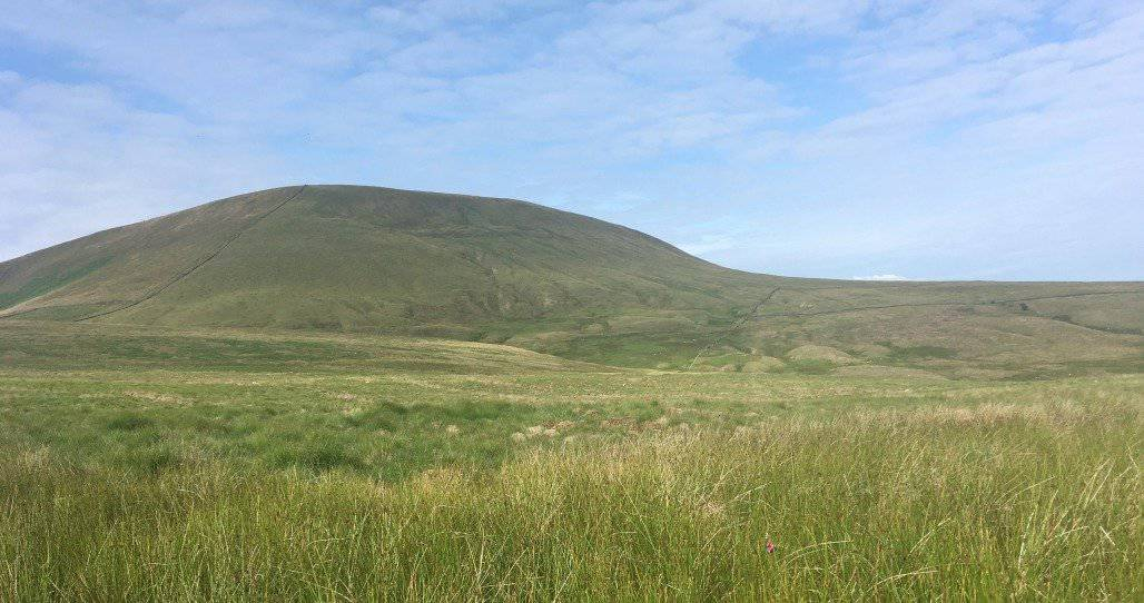 View of Pendle Hill www.extraordinarychaos.com