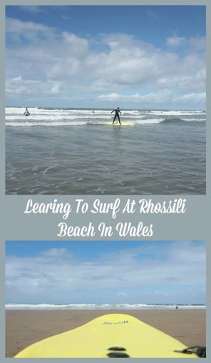Ever thought of learning to Surf in the UK The Gower Activity Centre is the perfect place to learn to surf as a family on the Gower Peninsular
