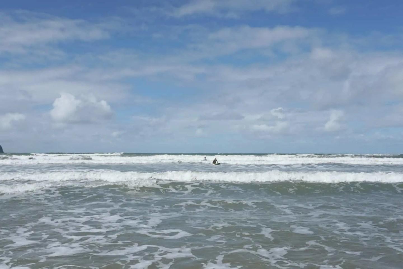 Family Surf Lesson at Rhosssili Bay www.extraordinarychaos.com