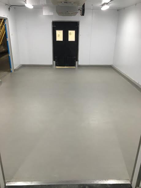 Industrial Epoxy Coatings New Orleans