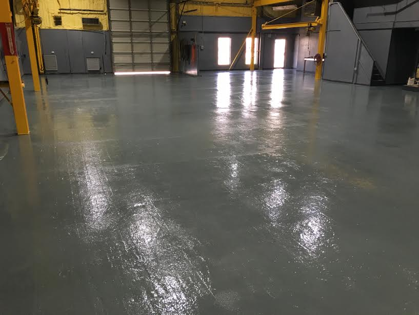 Epoxy Floor Coatings Marrero, La.