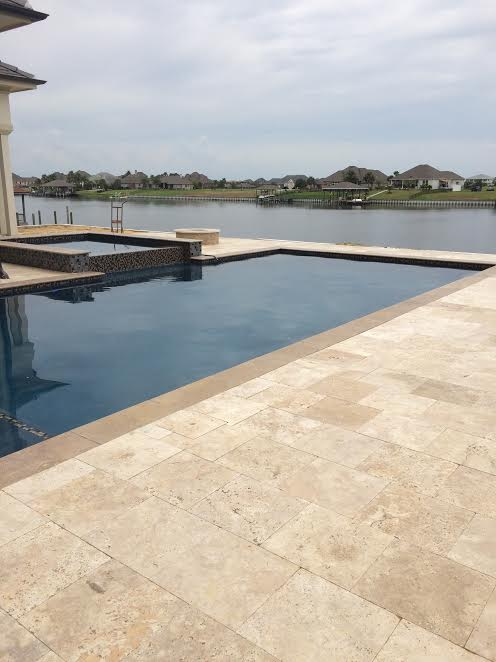 Travertine Pavers Slidell, La