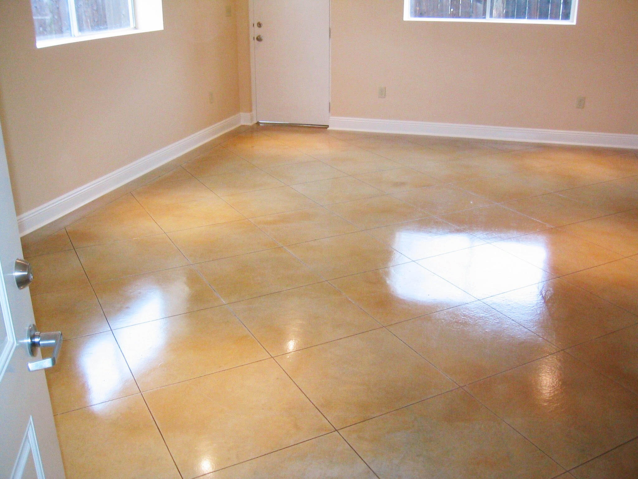 Polished Concrete Slidell LA