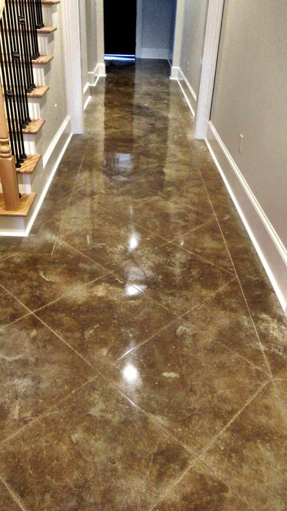 Polished Concrete Floors Covington LA