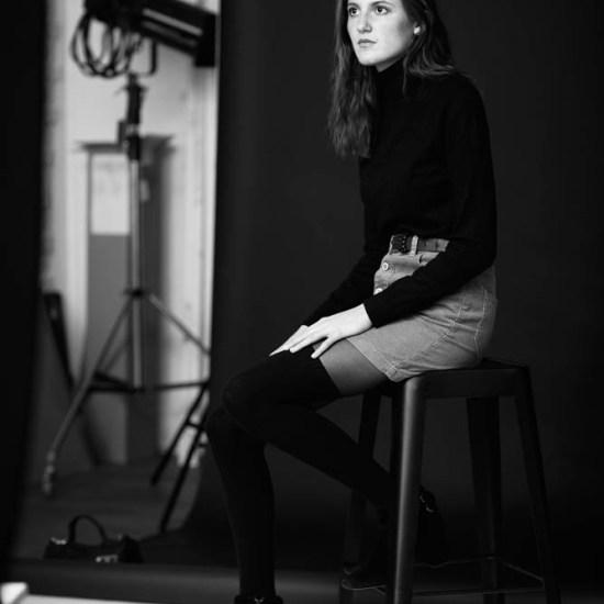 book modèle photo en Sarthe : Clara