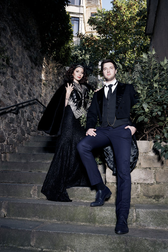 Photo de couple au Mans : Lucile et Clément