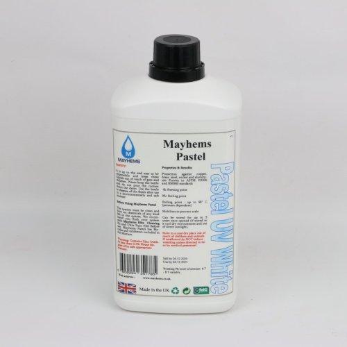 Jahutusvedelik Pastel UV Valge