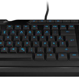Roccat klaviatuur Horde RU, must
