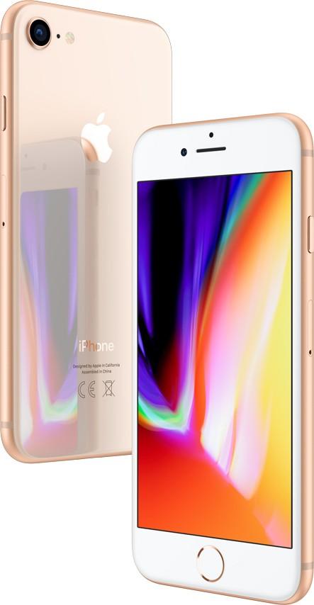 Apple iPhone 8 256GB, gold