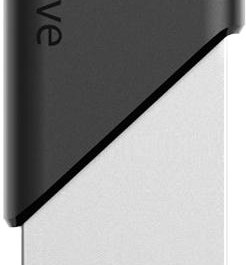 Silicon Power mälupulk 32GB xDrive Z50 USB-Lightning, must/hõbedane
