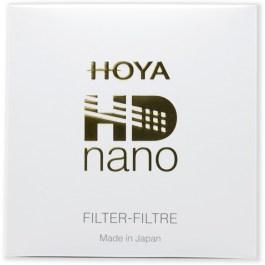 Hoya filter UV HD Nano 67mm