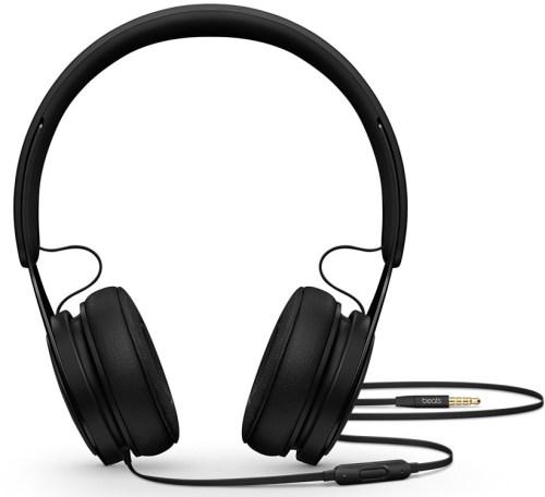 Beats kõrvaklapid + mikrofon EP, must