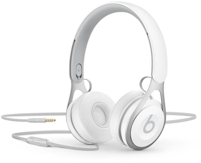 Beats kõrvaklapid + mikrofon EP, valge