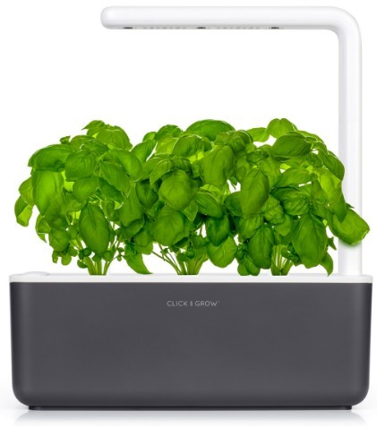 Click & Grow Smart Garden, hall
