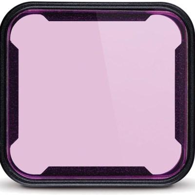 GoPro filter standardkorpusele, magenta