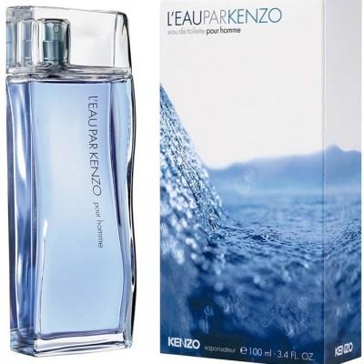 Kenzo L'eau par Kenzo Pour Homme Eau de Toilette 100ml