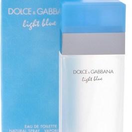 Dolce&Gabbana Light Blue Pour Femme Eau de Toilette 50ml