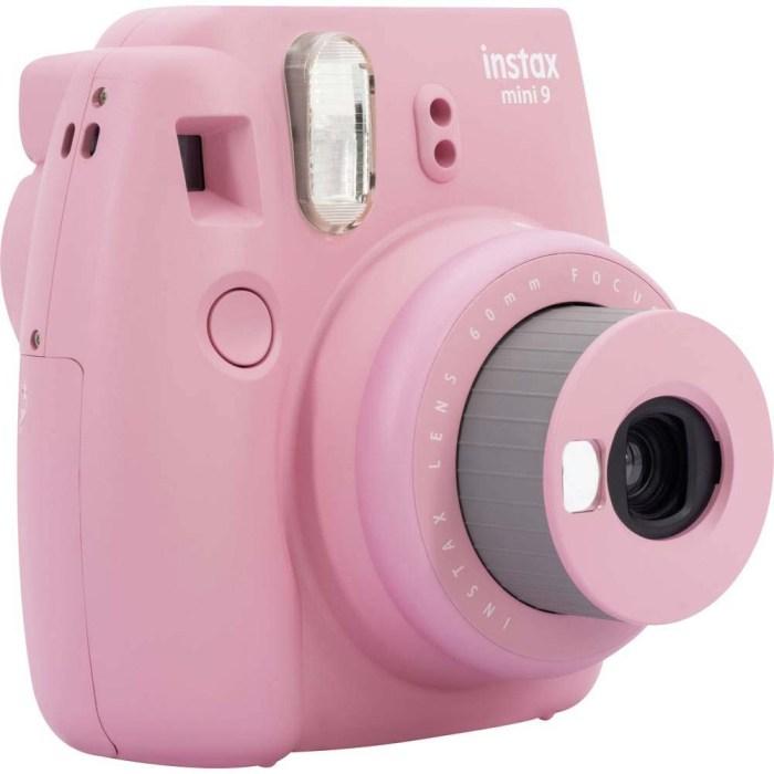 Fujifilm Instax Mini 9, blush rose