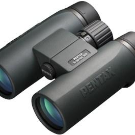 Pentax binokkel SD 8×42 WP