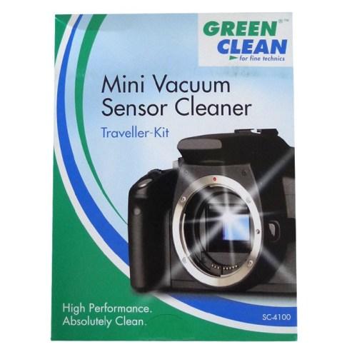 Green Clean sensori puhastuskomplekt SC-4100