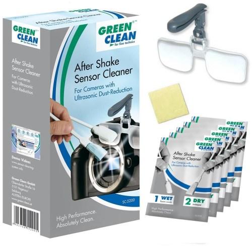 Green Clean sensori puhastuskomplekt After Shake (SC-5200)