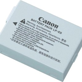 Canon aku LP-E8