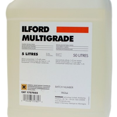 Ilford paberi ilmuti Multigrade 5l (1757855)