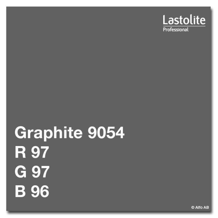 Lastolite paberfoon 2,75x11m, graphite (9054)