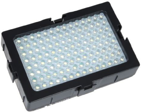 Falcon Eyes videovalgusti LED set DV-112V + aku