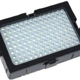 Falcon Eyes videovalgusti LED set DV-112V + aku
