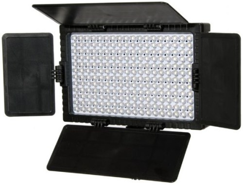 Falcon Eyes videovalgusti Bi-Color LED (DV-216VC)
