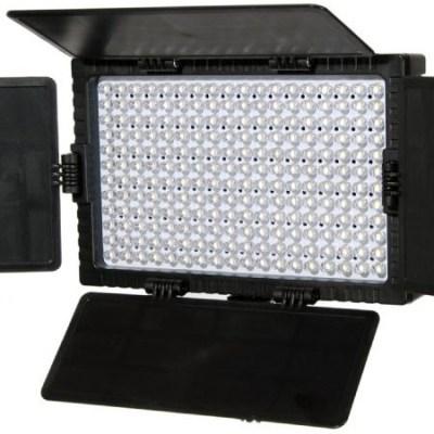 Falcon Eyes videovalgusti Bi-Color LED (DV-216VC)