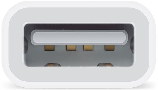 Apple adapter Lightning – USB Camera