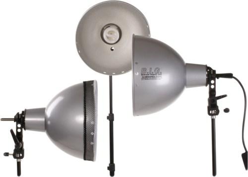 BIG püsivalgusti Biglamp 501 Maxi-Kit (427821)