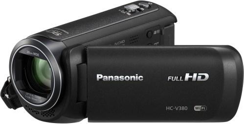 Panasonic HC-V380, must