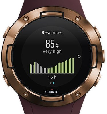 Suunto 5 G1, burgundy copper