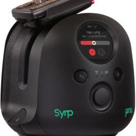 Syrp motoriseeritud statiivipea Genie II Pan Tilt (SY0031-0001)