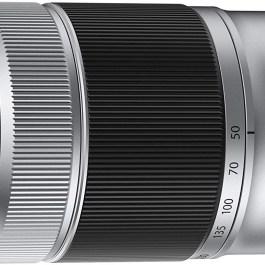 Fujifilm XC 50-230mm f/4.5-6.7 OIS II objektiiv, hõbedane