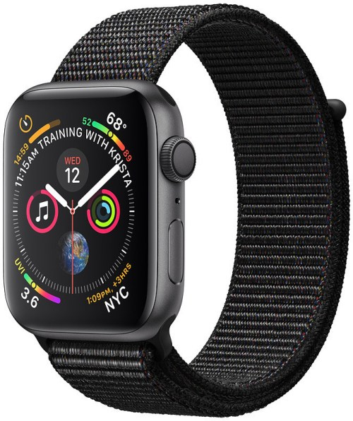 Apple Watch 4 GPS 40mm Sport Loop, must