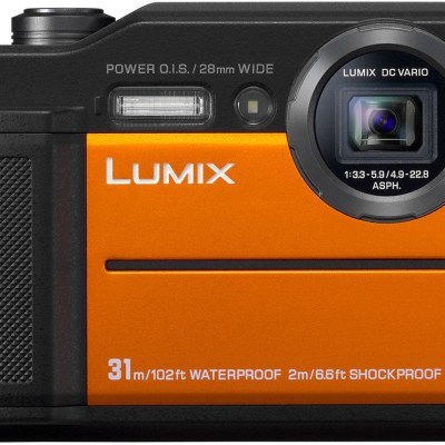 Panasonic Lumix DC-FT7, oranž