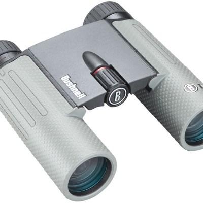 Bushnell binokkel 10×25 Nitro, gun metal