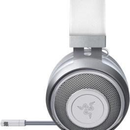 Razer kõrvaklapid + mikrofon Kraken Mercury, valge