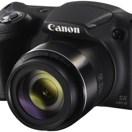 Canon PowerShot SX430 IS, must