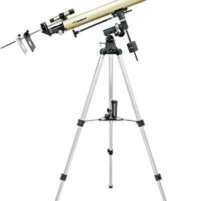 Tasco teleskoop 60×900 Luminova Gold Refractor