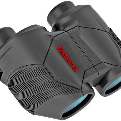Tasco binokkel 8×25 Focus Free, must