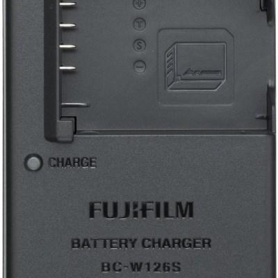 Fujifilm akulaadija BC-W126S