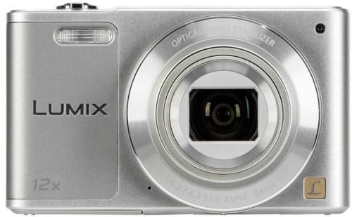 Panasonic Lumix DMC-SZ10, hõbedane