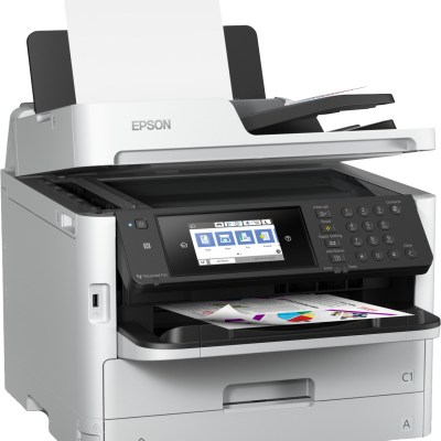 Epson tindiprinter WorkForce Pro WF-C5710DWF, hall