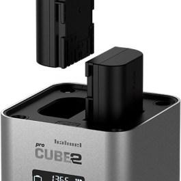 Hähnel laadija ProCube 2 Twin Canon